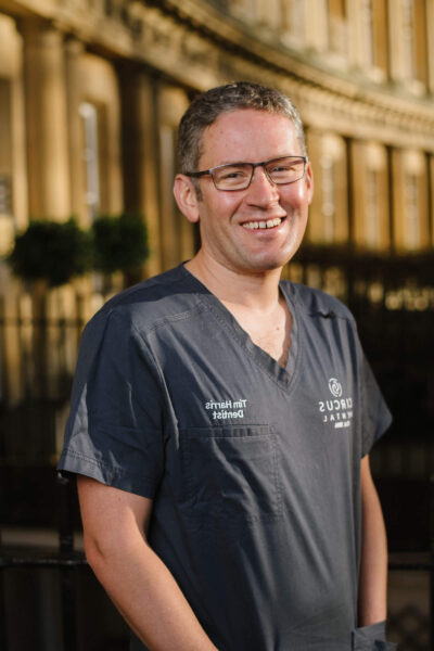 Tim Harris - Dental Implants and Oral Surgery