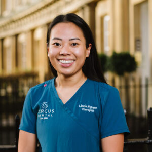 Lizzie Nguyen - Oral Hygiene Therapy
